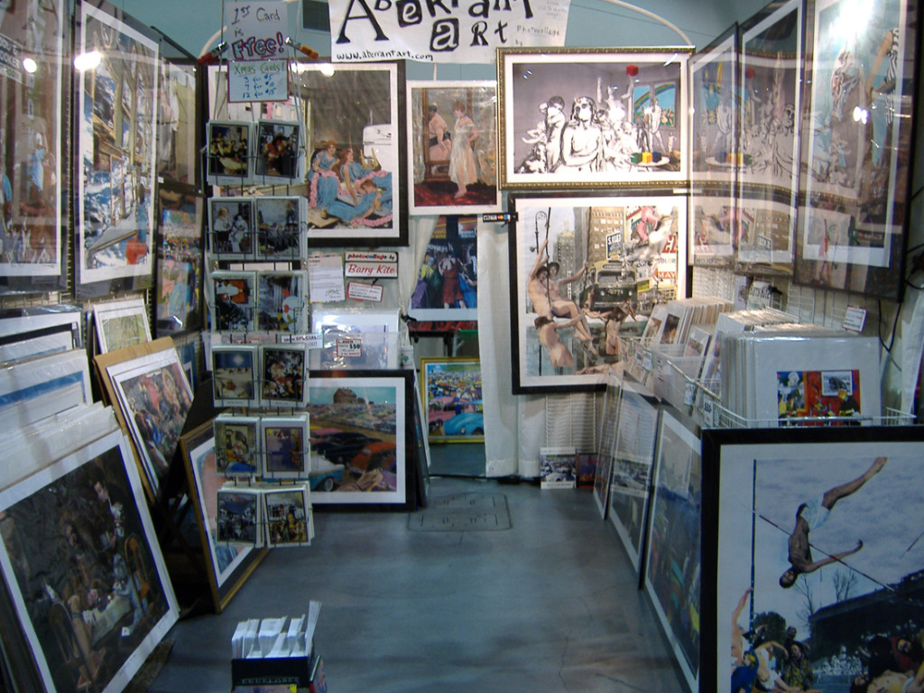 Barry's Booth Sacto