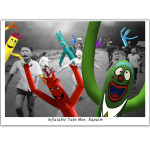 C013 Inflatable Tube Men, Napalm