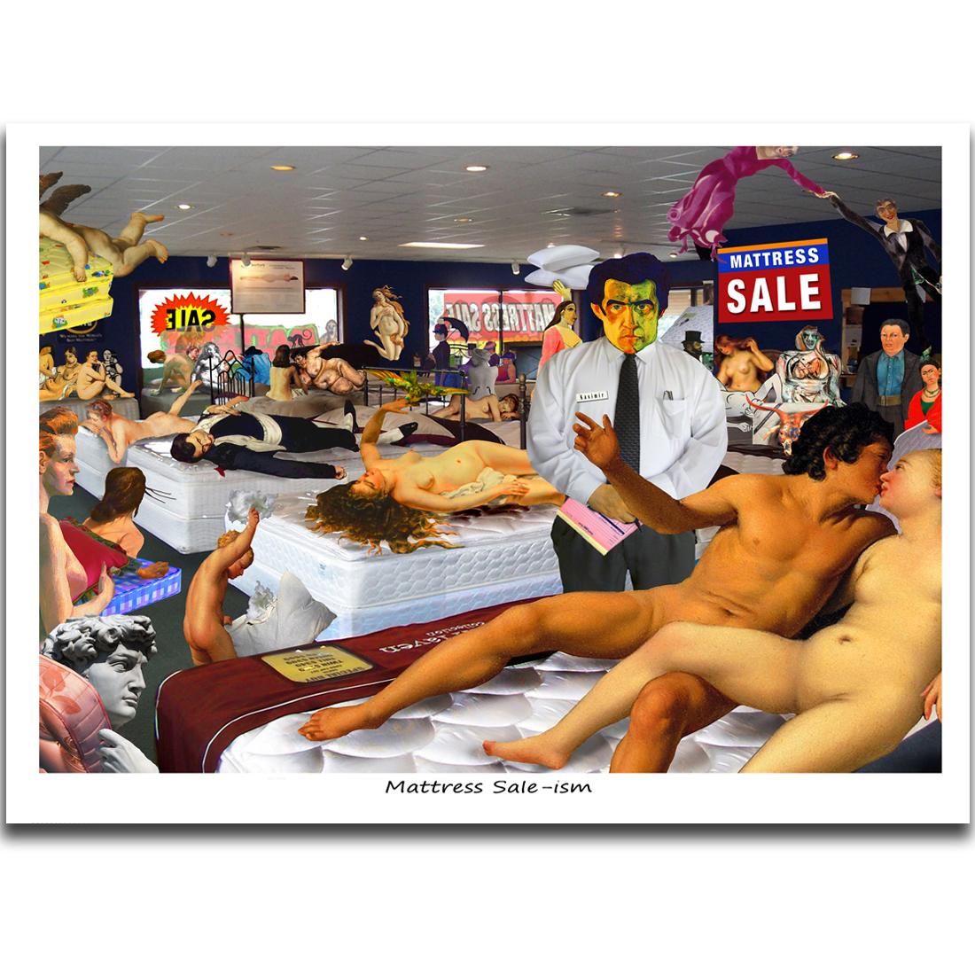 C421 Mattress Sale-ism