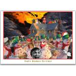 C425 Zombie Snowmen Christmas