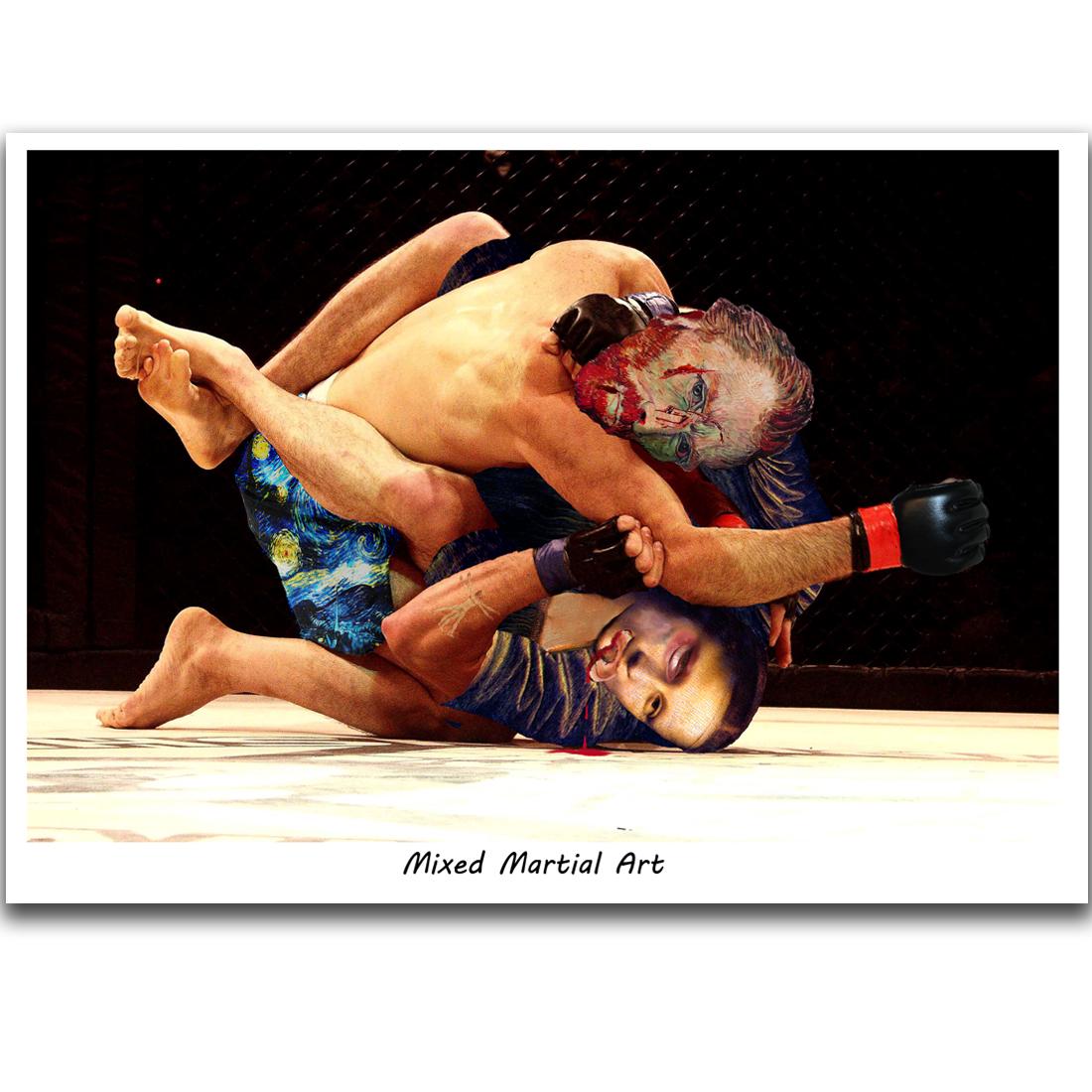 C534 - Mixed Martial Art