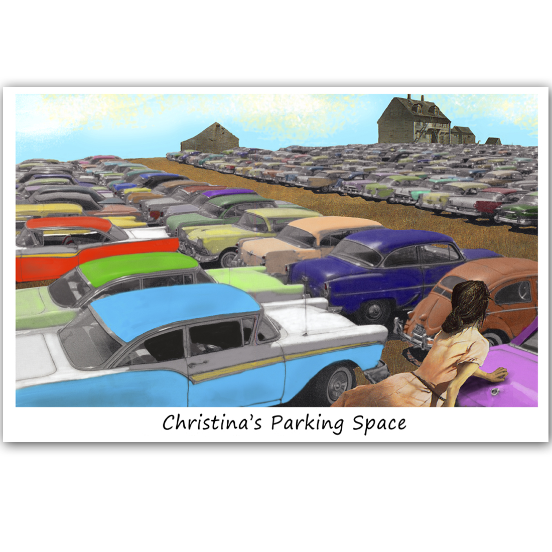 C310 Christina's Parking Space