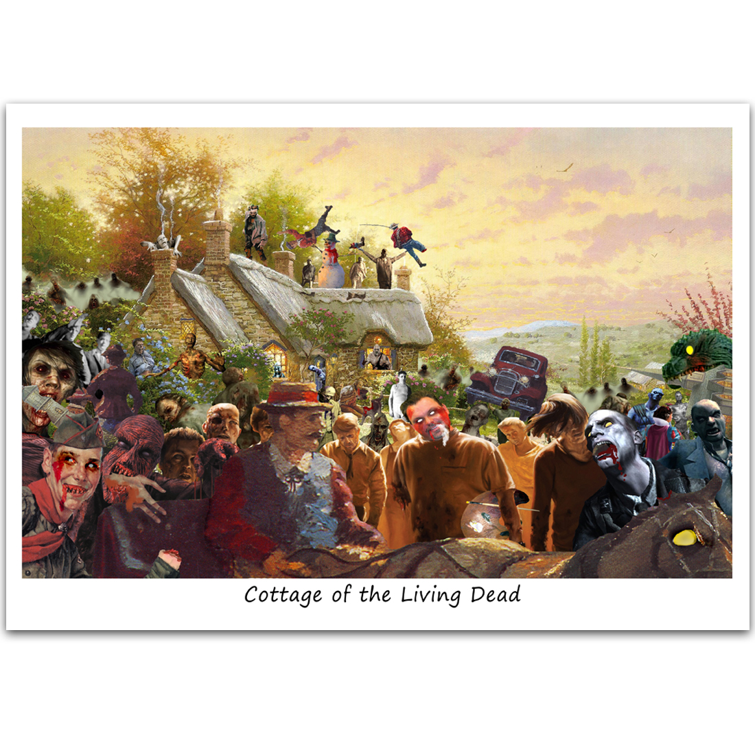 C409 Cottage of the Living Dead