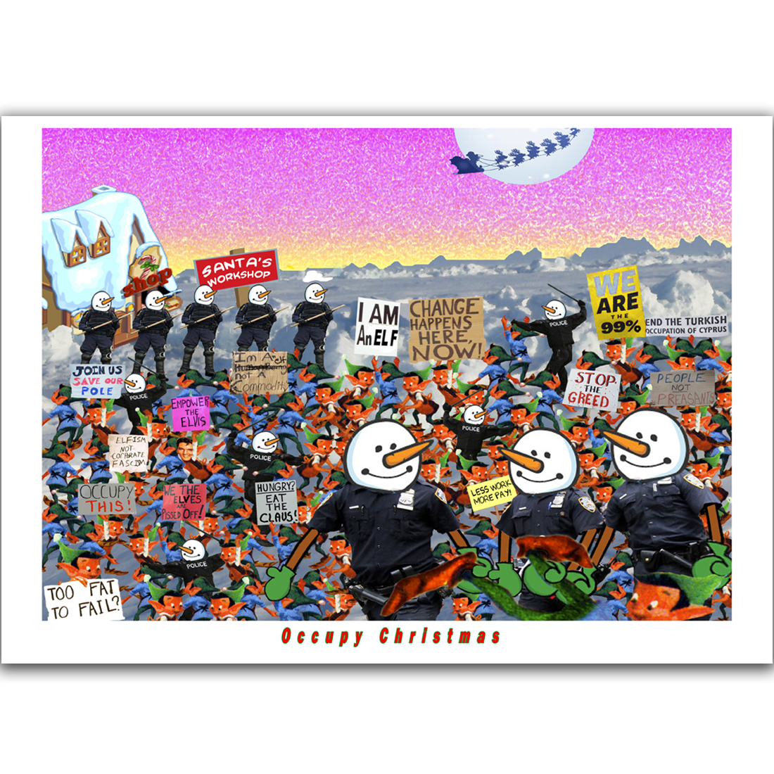 C426 Occupy Christmas