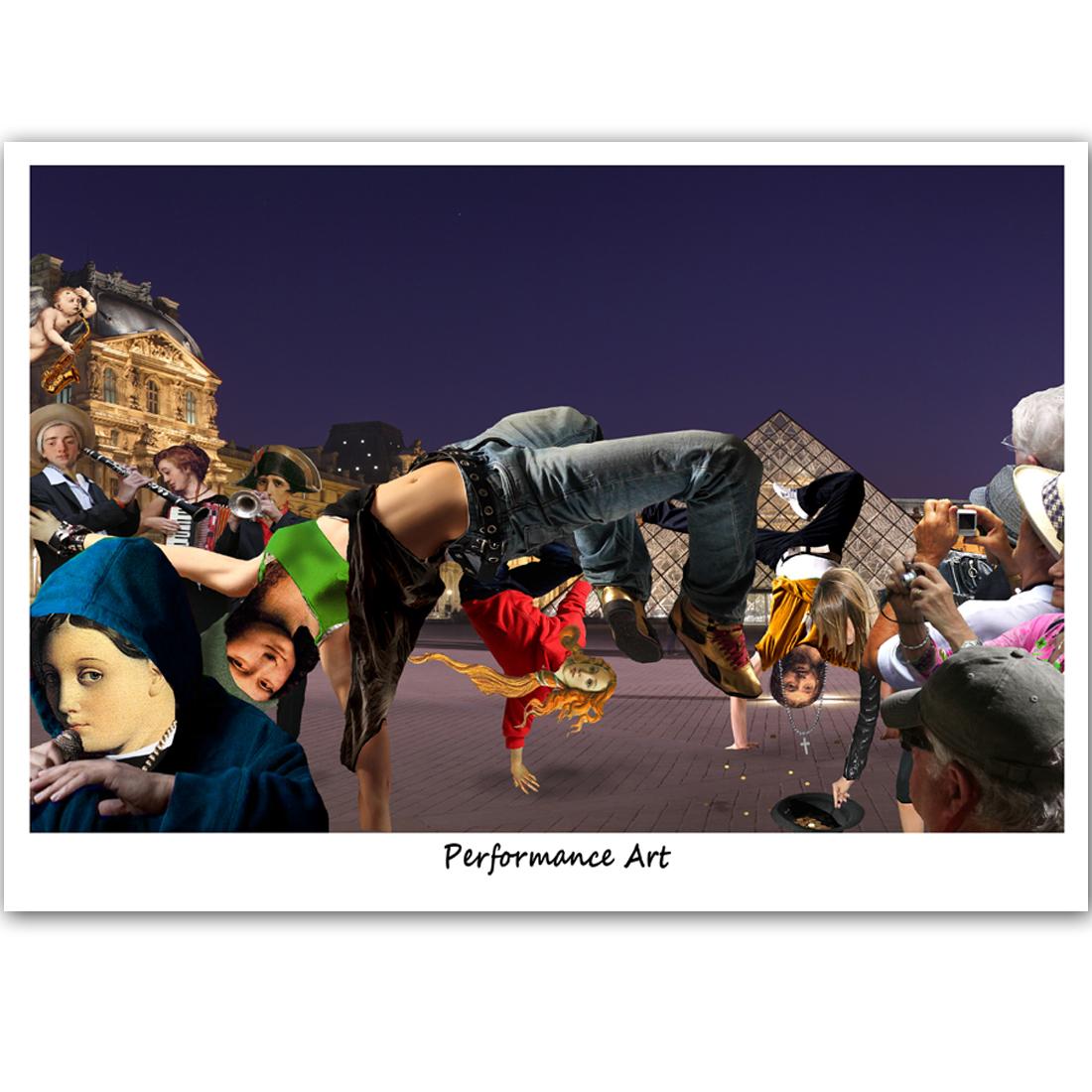 C451 Perfornance Art