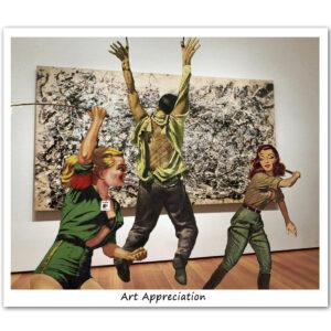 C463 Art Appreciation