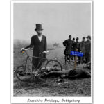 C470 Executive Privilege, Gettysburg