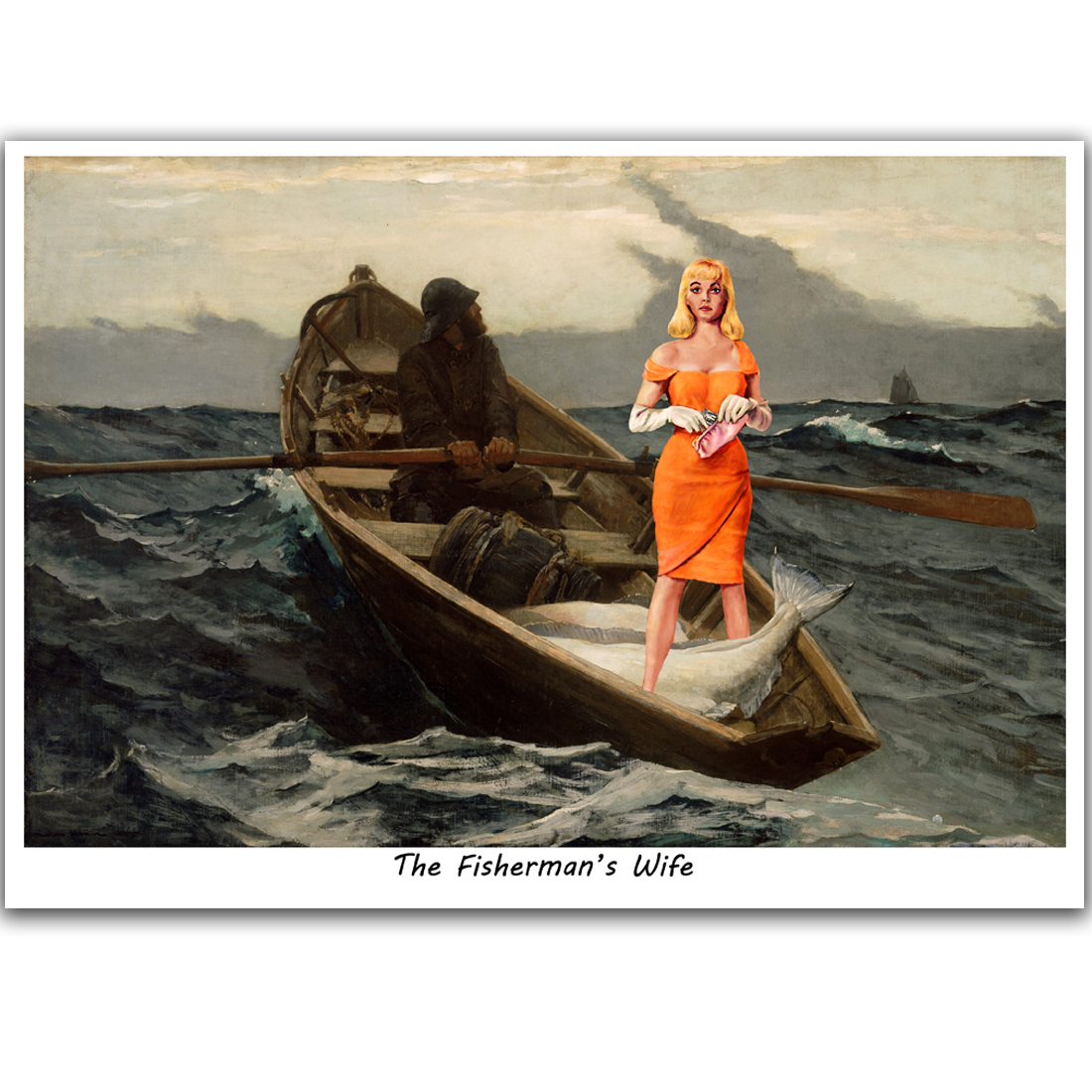 C547 The Fisherman's Wife