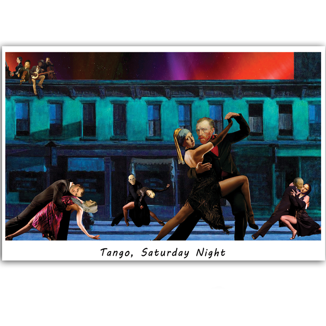 Tango, Saturday Night