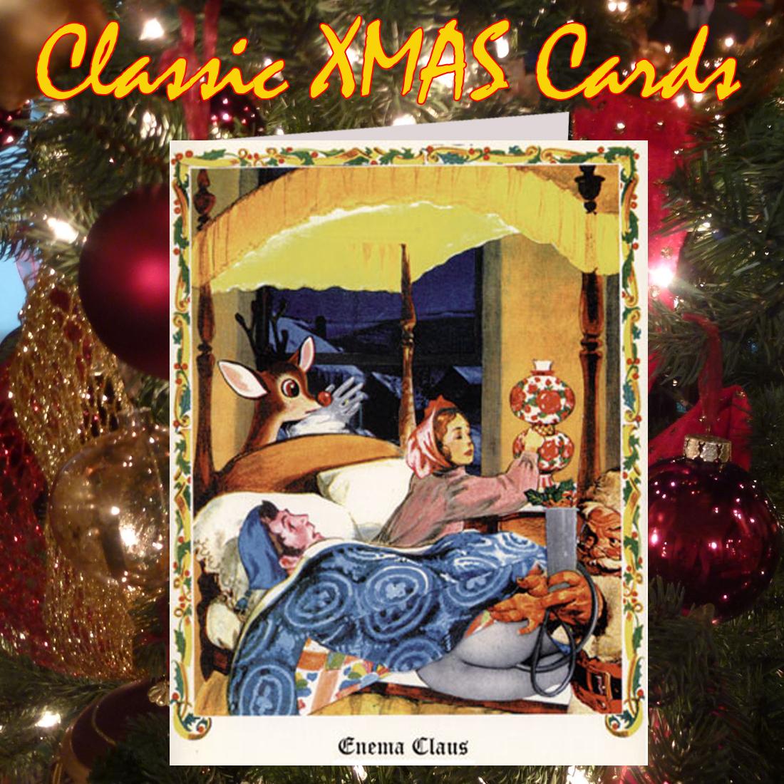 Enema Claus