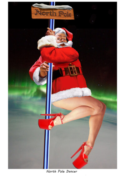 North Pole Dancer (special edition)