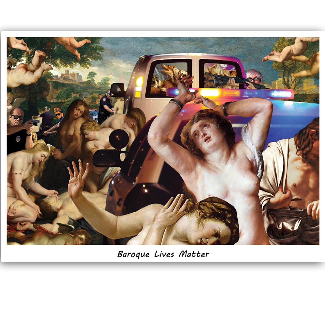 Baroque Lives Matter