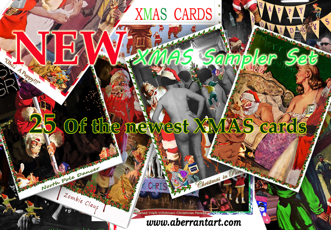 New XMAS Sampler Set