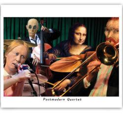 Postmodern Quartet