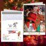 C698 White ChristmasCARDS