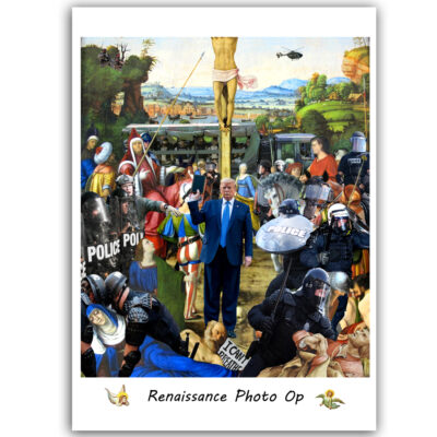 """Renaissance Photo Op"""